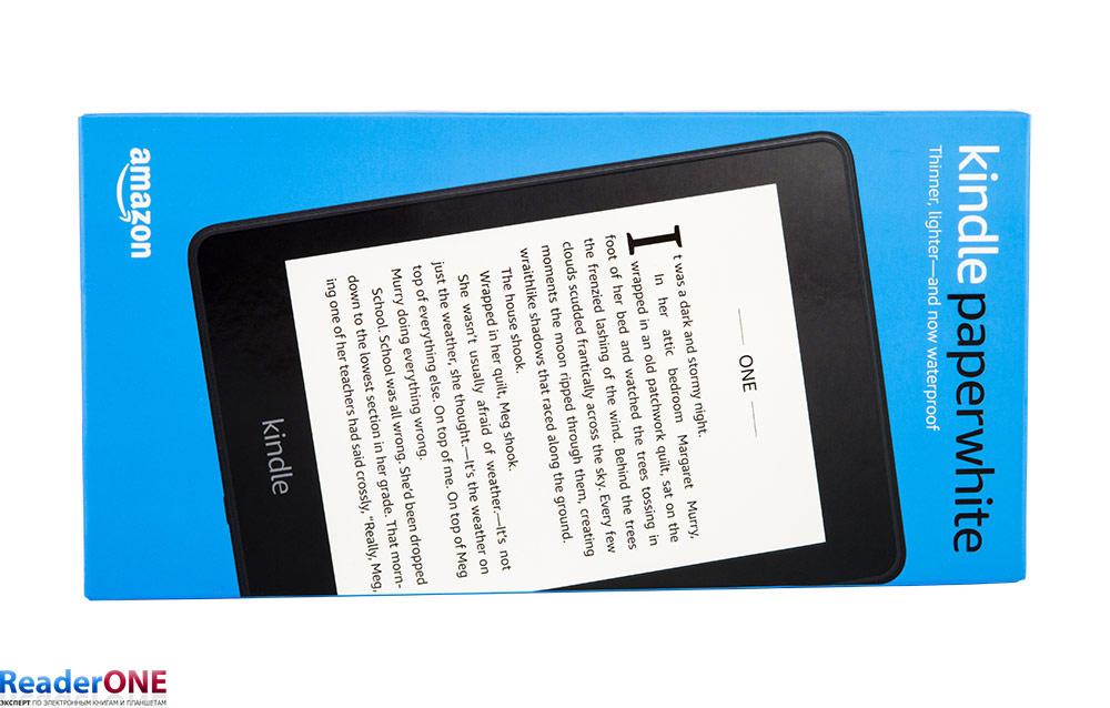 Обзор Amazon Kindle Paperwhite 2018: лучший экран