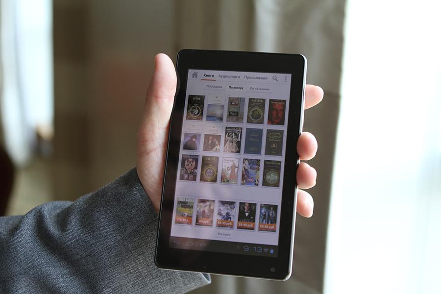 Как скачать литературу на электронную книгу