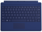 Microsoft Surface Pro 3 Type Cover Dark Blue