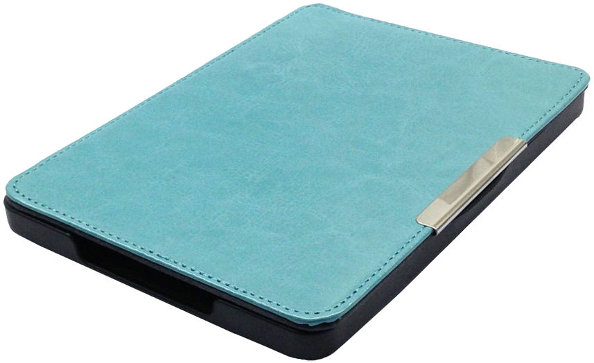 Обложка R-ON Kobo Glo Hard Light Blue