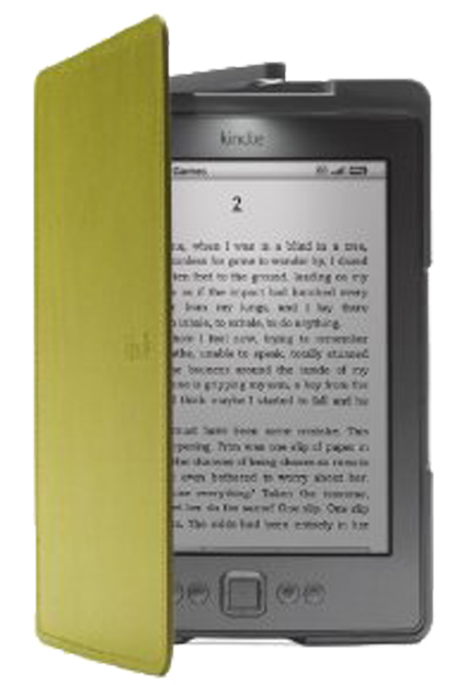 Подсветка Amazon Kindle 4/5 Light Olive Green