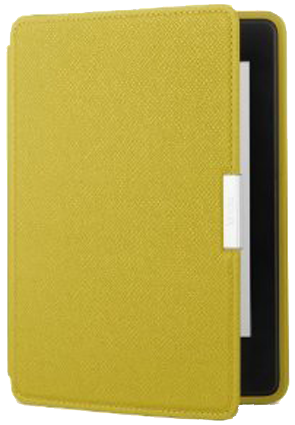 Обложка Amazon Kindle PaperWhite Yellow