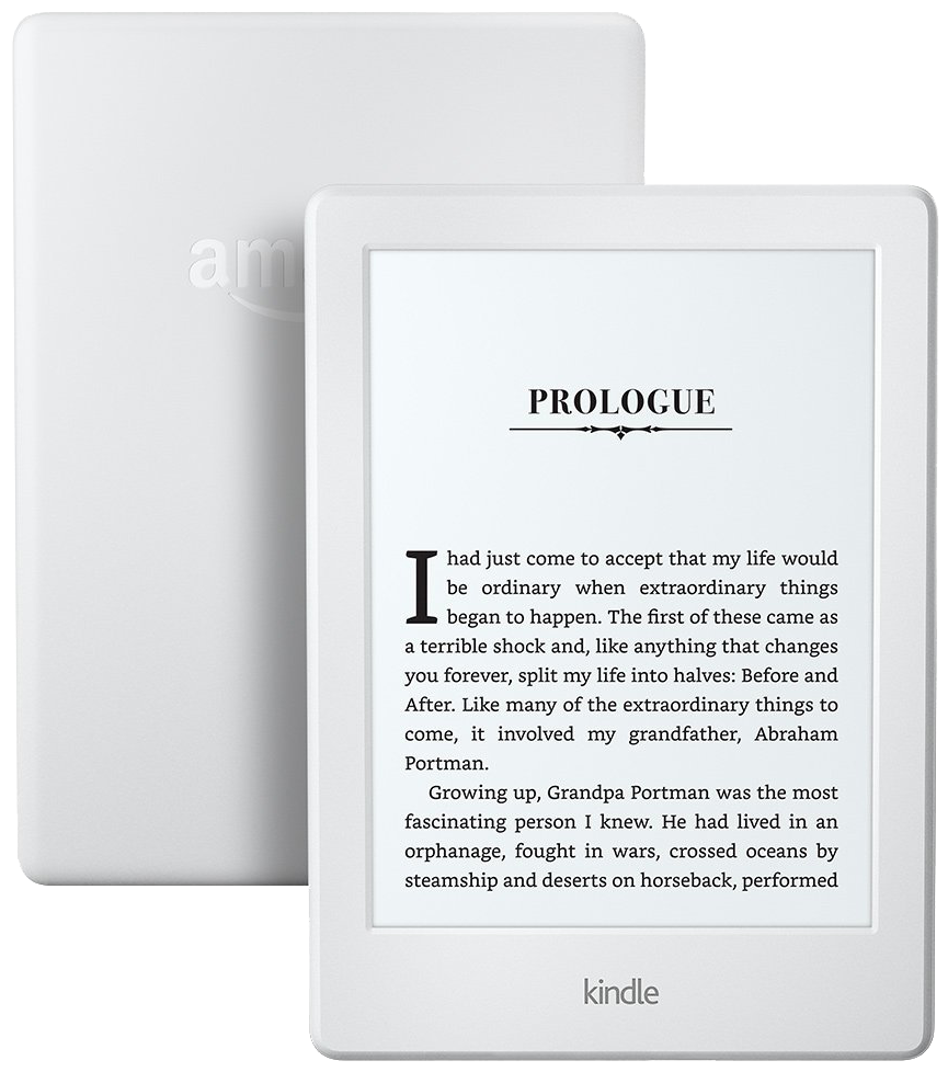 Amazon Kindle 8 White Special Offer