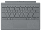 Microsoft Surface Pro 6/7 Type Cover Signature Platinum