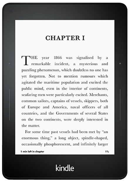 Amazon Kindle Voyage 3G Special Offer