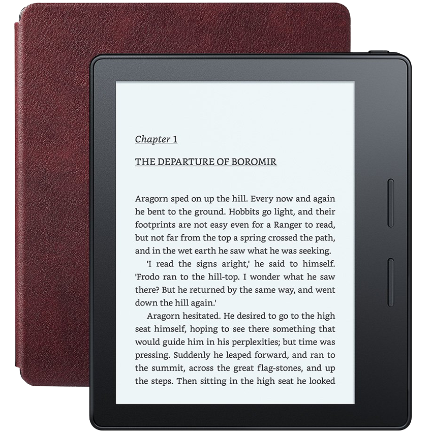 Amazon Kindle Oasis Merlot Special Offer