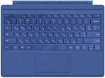 Microsoft Surface Pro 4/5 Type Cover Blue