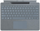 Microsoft Surface Pro X Signature Keyboard with Slim Pen Ice Blue