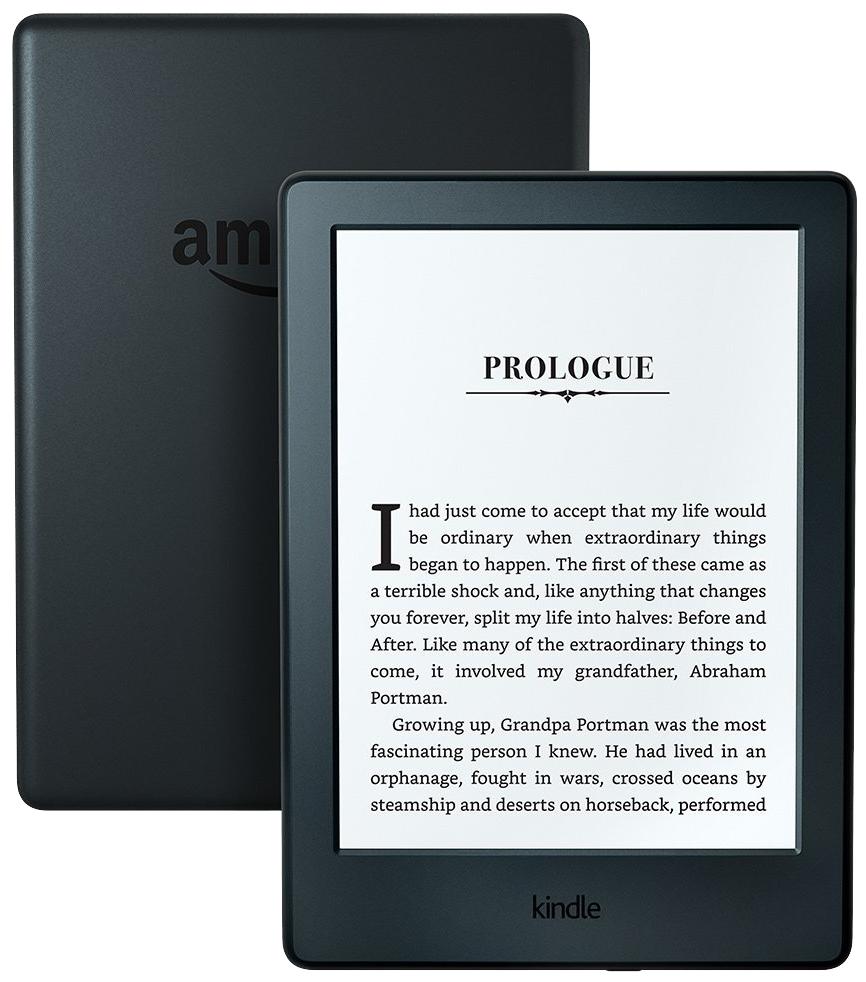 Электронная книга Amazon Kindle 8 Black Special Offer + Книги Amazon Kindle 8 Black Special Offer