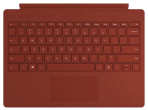 Microsoft Surface Pro 6/7 Type Cover Signature Poppy Red