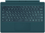 Microsoft Surface Pro 4/5 Type Cover Teal