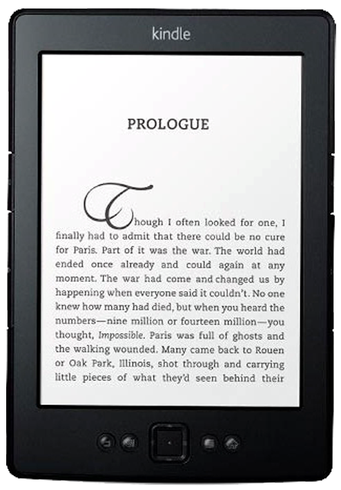 Amazon Kindle 5 International