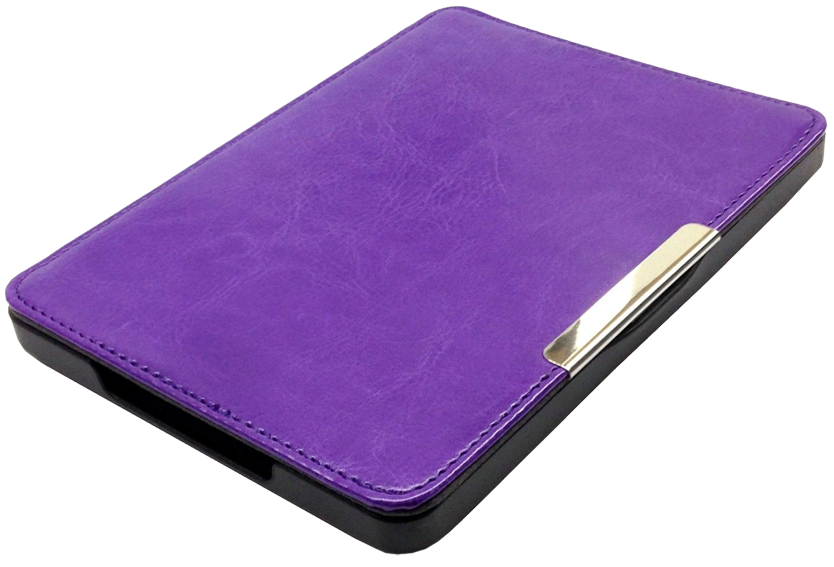 Обложка R-ON Kobo Glo Hard Purple