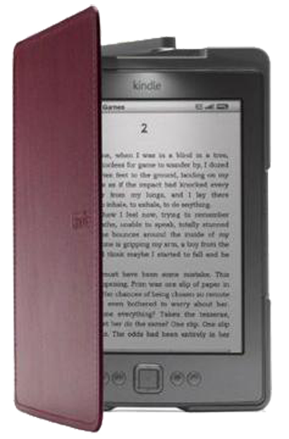 Подсветка Amazon Kindle 4/5 Light Wine Purple