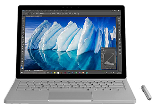 Microsoft Surface Book with Performance Base i7 16Gb 512Gb dGPU